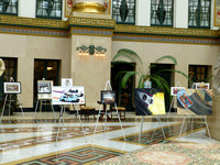Curated Art Show West Baden